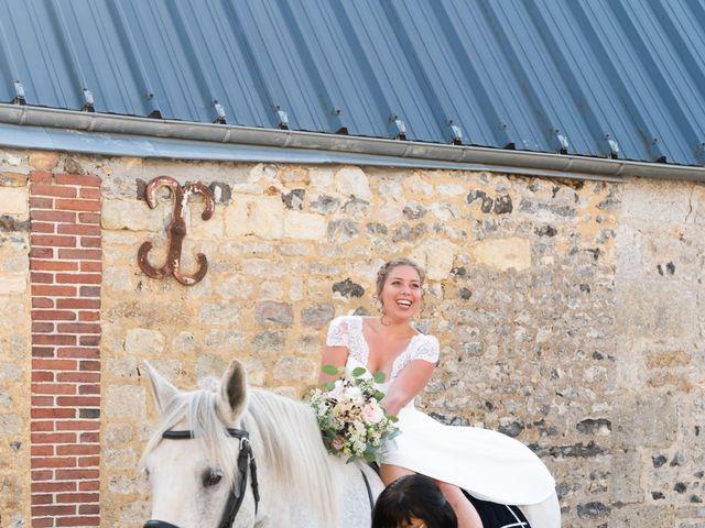 Le mariage de Jérémy et Camille à Le Merlerault, Orne 11