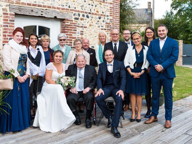 Le mariage de Jérémy et Camille à Le Merlerault, Orne 14