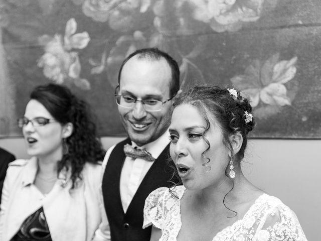 Le mariage de Jérémy et Camille à Le Merlerault, Orne 18