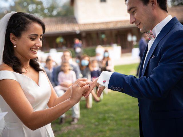Le mariage de Grégory et Nadia à Martillac, Gironde 50