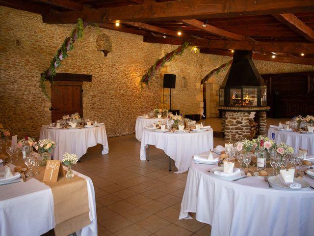 Le mariage de Grégory et Nadia à Martillac, Gironde 57