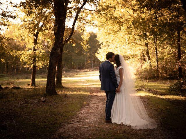 Le mariage de Grégory et Nadia à Martillac, Gironde 1