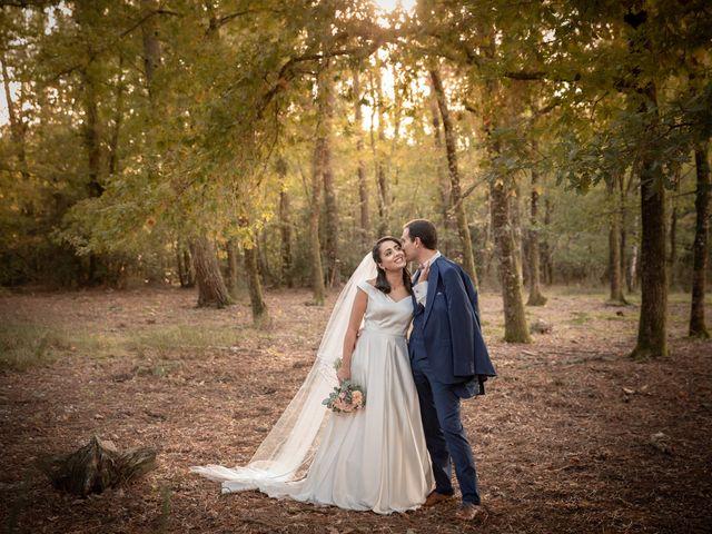 Le mariage de Grégory et Nadia à Martillac, Gironde 74