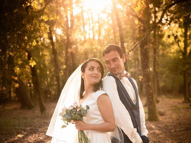 Le mariage de Grégory et Nadia à Martillac, Gironde 77