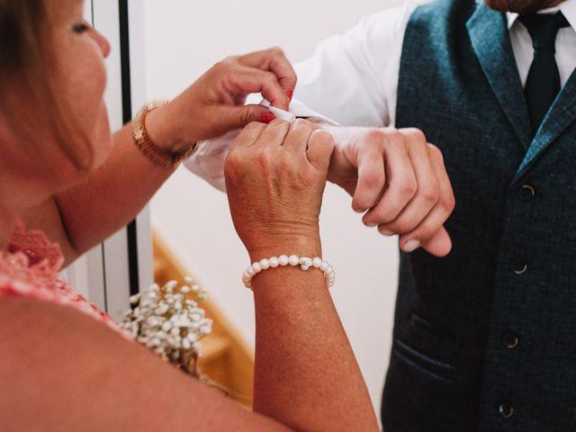 Le mariage de Sean et Laura à Mimizan, Landes 23