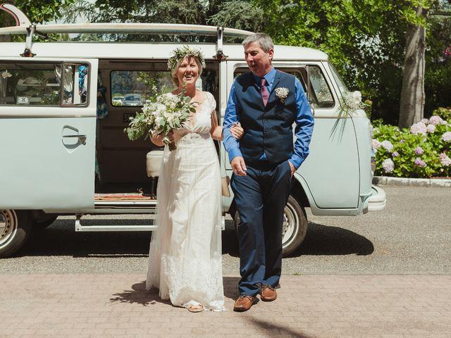 Le mariage de Sean et Laura à Mimizan, Landes 30