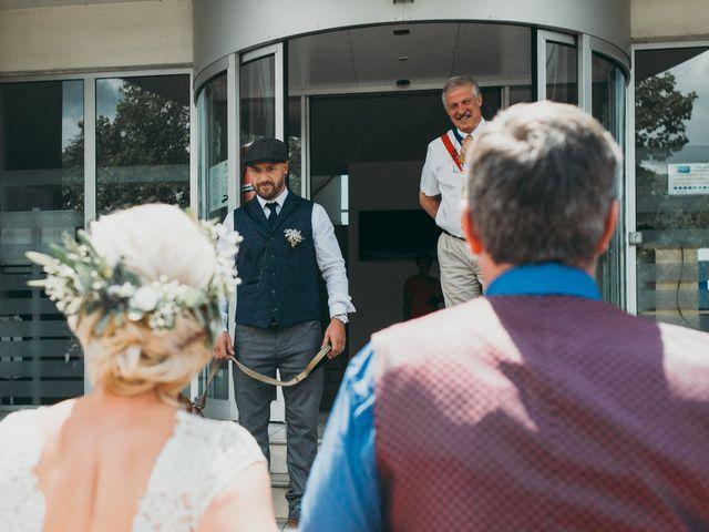 Le mariage de Sean et Laura à Mimizan, Landes 32
