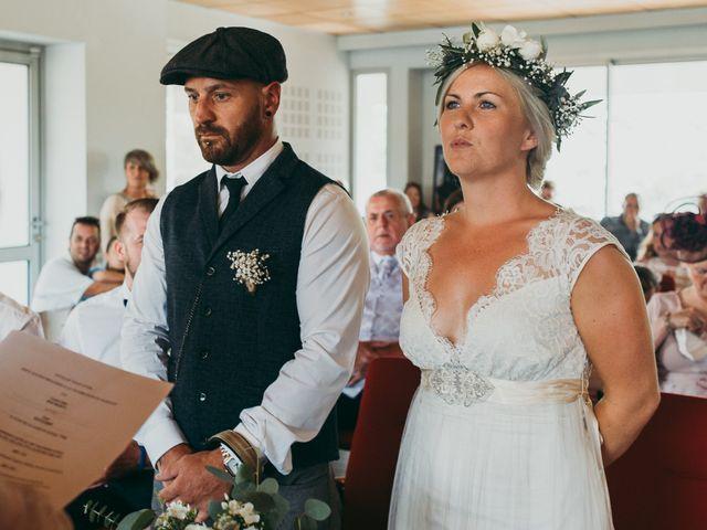 Le mariage de Sean et Laura à Mimizan, Landes 34