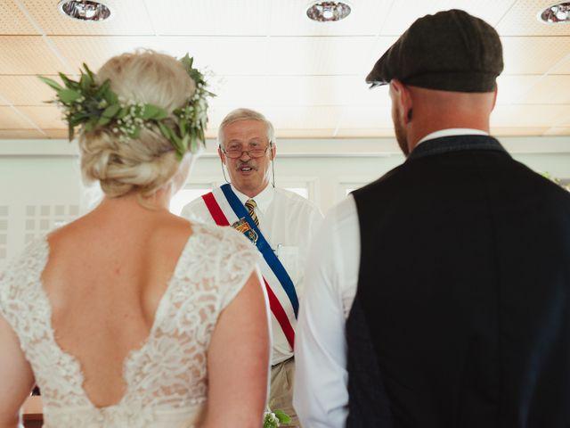 Le mariage de Sean et Laura à Mimizan, Landes 35