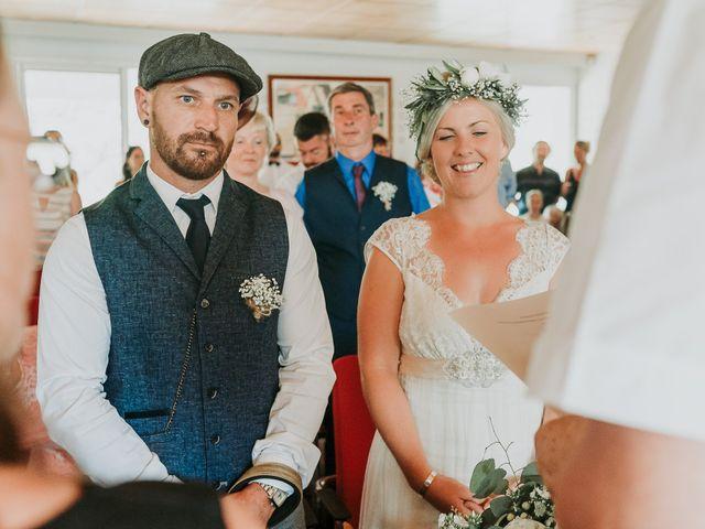 Le mariage de Sean et Laura à Mimizan, Landes 37