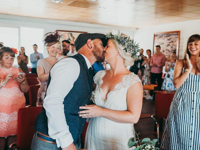 Le mariage de Sean et Laura à Mimizan, Landes 38