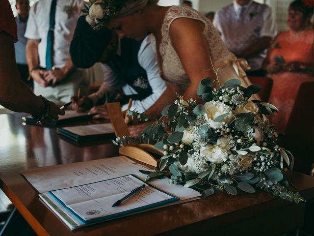 Le mariage de Sean et Laura à Mimizan, Landes 40