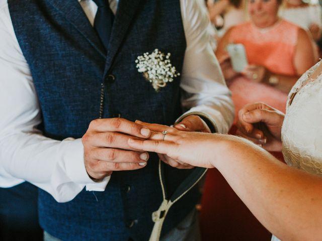 Le mariage de Sean et Laura à Mimizan, Landes 41