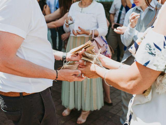 Le mariage de Sean et Laura à Mimizan, Landes 42