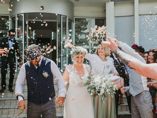 Le mariage de Sean et Laura à Mimizan, Landes 46
