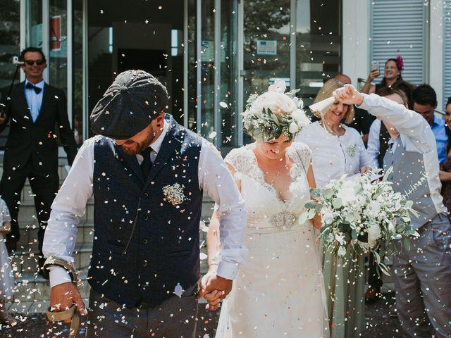 Le mariage de Sean et Laura à Mimizan, Landes 47