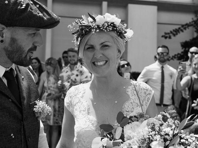 Le mariage de Sean et Laura à Mimizan, Landes 49