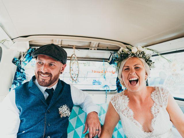 Le mariage de Sean et Laura à Mimizan, Landes 52