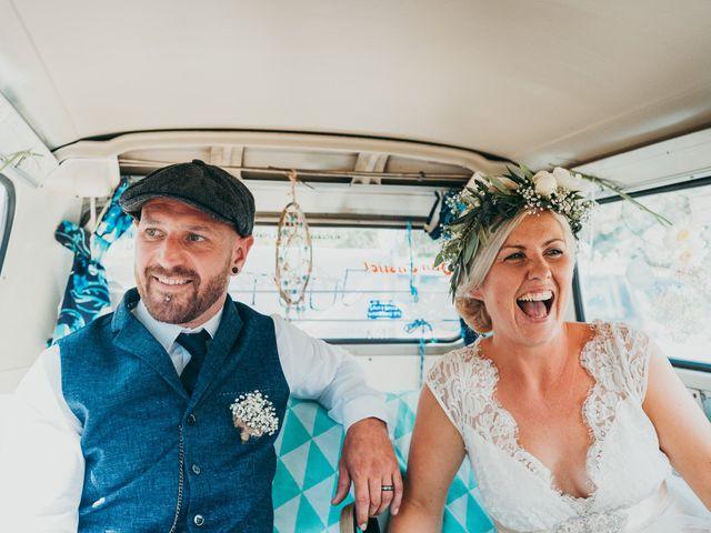 Le mariage de Sean et Laura à Mimizan, Landes 53