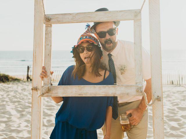 Le mariage de Sean et Laura à Mimizan, Landes 78