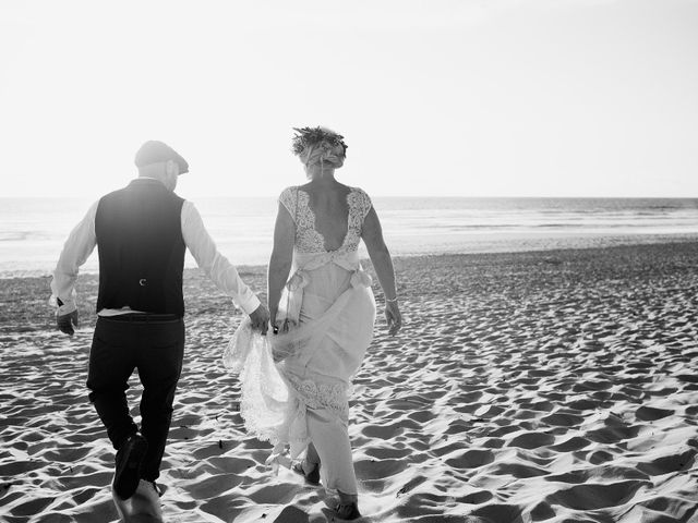 Le mariage de Sean et Laura à Mimizan, Landes 80