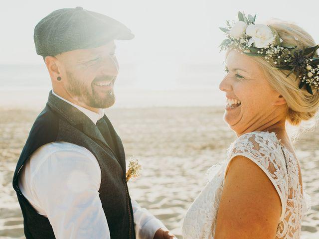 Le mariage de Sean et Laura à Mimizan, Landes 83
