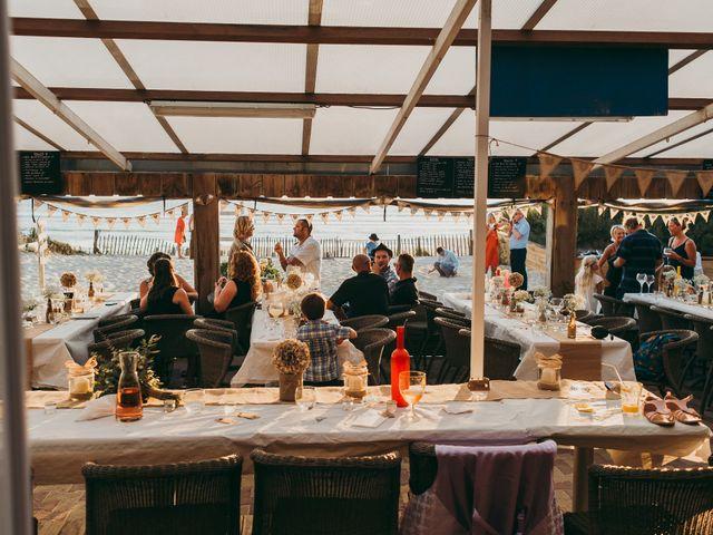 Le mariage de Sean et Laura à Mimizan, Landes 97