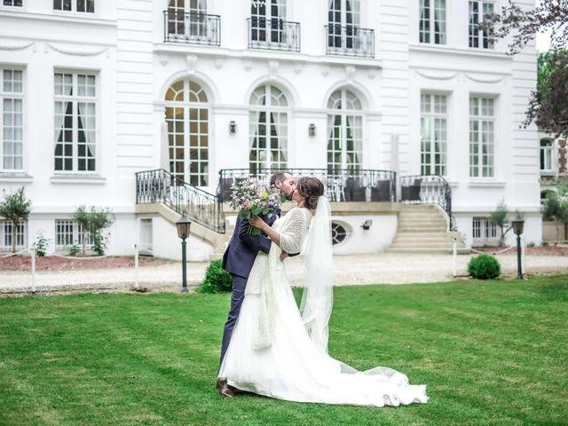 Le mariage de Emilie et Lyonel