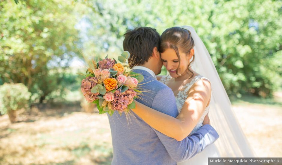 Le mariage de Vincent et Mélanie à Cintegabelle, Haute-Garonne