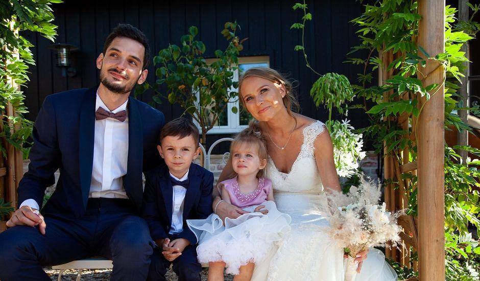 Le mariage de Mélissa et Simon à Le Barp, Gironde