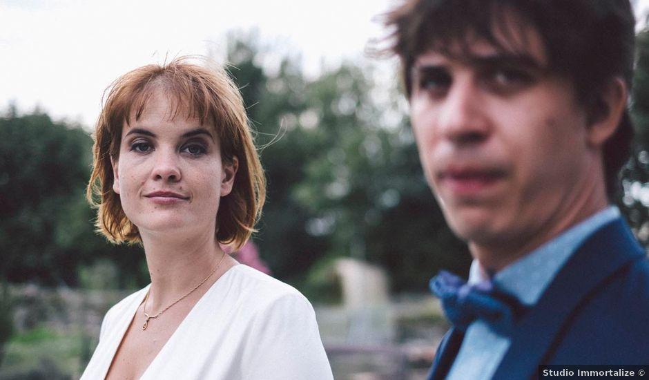 Le mariage de Gabriel et Julie à Revel, Alpes-de-Haute-Provence