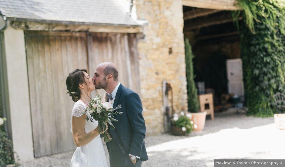 Le mariage de Olivier et Aurélie à Saint-Lô, Manche