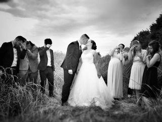 Le mariage de Pauline et Richard 1