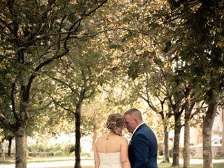 Le mariage de Lesley-Ann et Franck 1