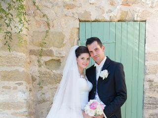 Le mariage de Melanie et Benjamin