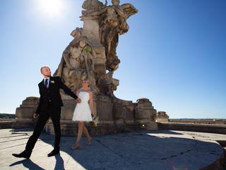 Le mariage de Lucie et Jean-Christophe