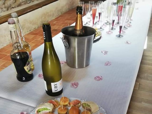 Le mariage de Denis et Maeva  à Échiré, Deux-Sèvres 8