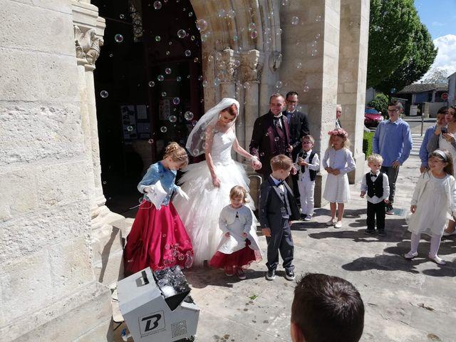Le mariage de Denis et Maeva  à Échiré, Deux-Sèvres 11