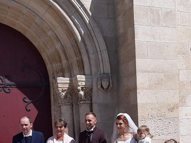 Le mariage de Denis et Maeva  à Échiré, Deux-Sèvres 18