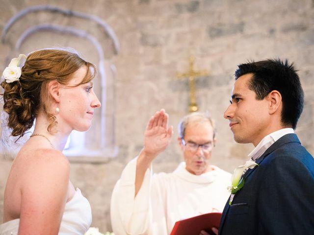 Le mariage de Pierre et Nathalie à Ganges, Hérault 11
