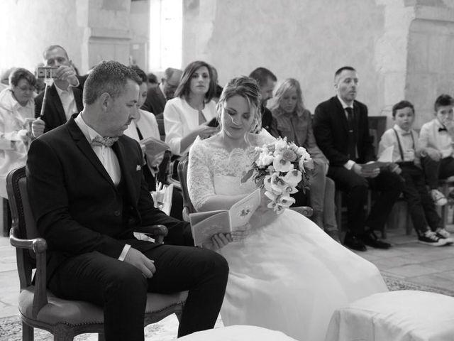 Le mariage de Bruno et Julie à Sainte-Marie-aux-Anglais, Calvados 13