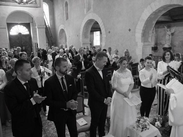 Le mariage de Bruno et Julie à Sainte-Marie-aux-Anglais, Calvados 15