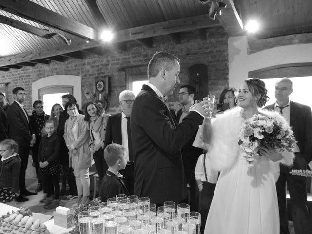Le mariage de Bruno et Julie à Sainte-Marie-aux-Anglais, Calvados 20