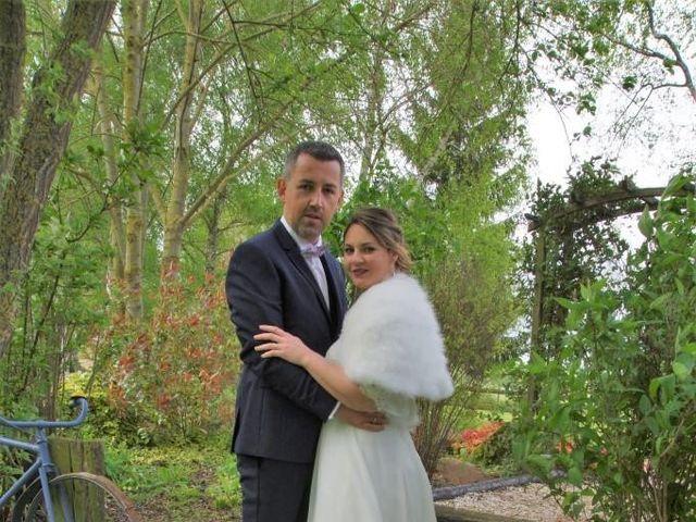 Le mariage de Bruno et Julie à Sainte-Marie-aux-Anglais, Calvados 21