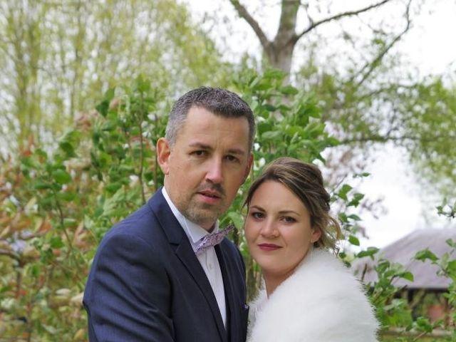 Le mariage de Bruno et Julie à Sainte-Marie-aux-Anglais, Calvados 22
