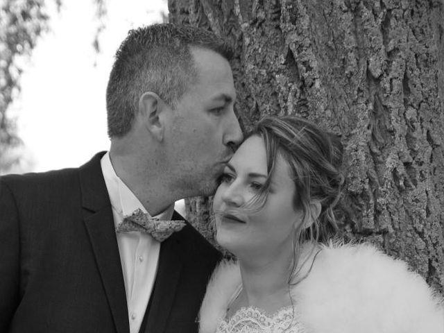 Le mariage de Bruno et Julie à Sainte-Marie-aux-Anglais, Calvados 1