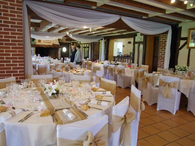 Le mariage de Bruno et Julie à Sainte-Marie-aux-Anglais, Calvados 27