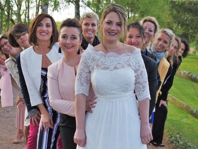 Le mariage de Bruno et Julie à Sainte-Marie-aux-Anglais, Calvados 28