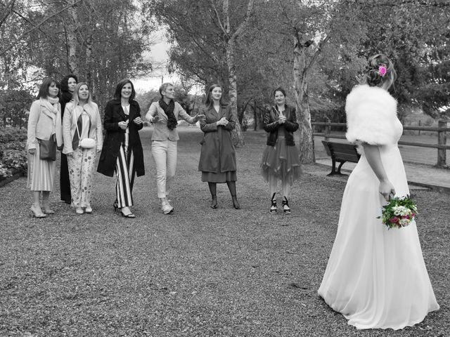 Le mariage de Bruno et Julie à Sainte-Marie-aux-Anglais, Calvados 29