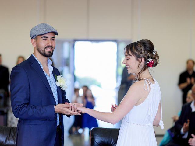 Le mariage de Maïlys et Graham
